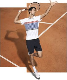 The world No. 2 becomes the iconic brand's new ambassador