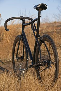 Glossy Black Track!! by Dancing Weapon of Mass Destruction, via Flickr | Shared from http://hikebike.net