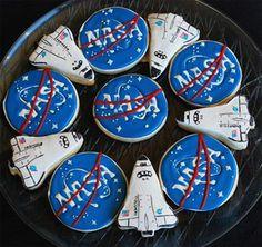 NASA cookies