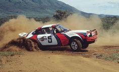 Porsche 911 SC Safari 1978