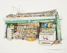 33-daeheungdong   이미경 Lee Me Kyeoung   2013