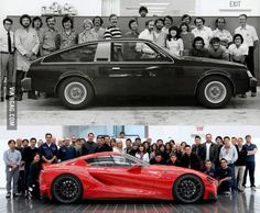 Toyota - 1978 and now