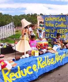 Easy Parade Float Ideas   The ReUse Center: It All Comes Back Around   Daily Yonder   Keep It ...