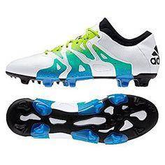 c1b387a88 Adidas Football Boots · Adidas Mens X 15.1 Fg Ag Firm Ground Artificial  Grass Soccer Cleats  9ine
