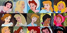 Which Female Are You From Disney?