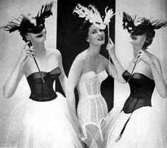 I love corsets!