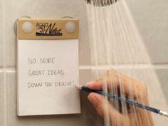 Aqua Notes – Waterproof Notepad – $7