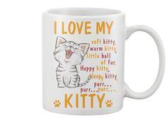 I love my kitty!