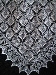 Estonian shawl