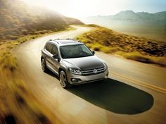 The open road is calling. Where will you go this weekend? #Volkswagen #Tiguan