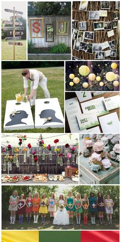 backyard weddings | backyard wedding