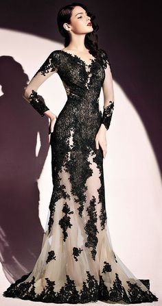 Dany Tabet Couture Fall-Winter 2013-2014
