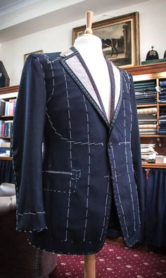 """""""London Calling: Interview with Oliver Cross, Savile Row Crafter """" on #Zady #Features #Stories"""