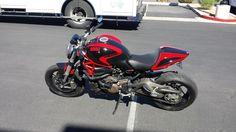 Ducati Monster 1200 Custom