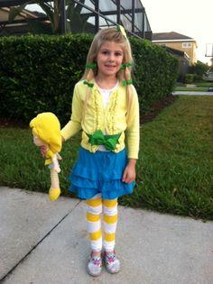 Lemon Meringue Costume