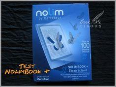 Liseuse NolimBook + By Carrefour
