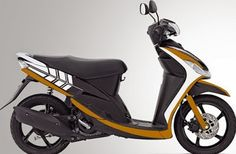 Modifikasi Motor Yamaha Mio Sporty 2009