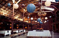 The Dutch Barn - Greer South Carolina - Rustic Wedding Guide