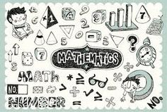 Vintage school illustration with mathematics related words in hand. Math Vector, Math Clipart, Vector Art, Math Tumblr, Elsa Coloring Pages, Math Wall, Teaching Secondary, Math Class, Maths