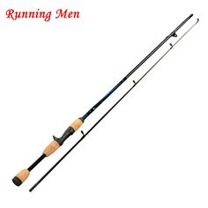 "7"" M Power 2 SEC 6-12g 5-20g lure weight Carbon Casting Spinning Lure Fishing Rod ** Peut être consulté en cliquant sur l'image"