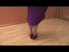 Dancing the Flamenco : Flamenco Dancing: Mixing Steps - YouTube