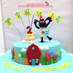 Timmy Cake - Cake by Jac