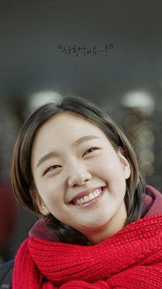 Are you the goblin? Kim Go Eun Goblin, Goblin Gong Yoo, Korean Celebrities, Hollywood Celebrities, Korean Actresses, Korean Actors, Korean Star, Korean Girl, Kim Go Eun Style