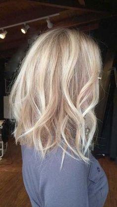 30+ Blonde Long Bob Hair   Bob Hairstyles 2015 - Short Hairstyles for Women by kenya