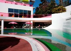 Semiramis Hotel Athens: design hotel in Kifissia by Karim Rashid.