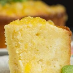 Pineapple cake is one of our all-time favorite desserts. Moist and full of wonderful pineapple flavor pineapple cake recipes are guaranteed to please. You'll find yourself making these pineapple desserts again and again and again, they are that good! Lemon Cream Cheese Pound Cake Recipe, Best Pound Cake Recipe, Pound Cake Recipes, Cookie Recipes, Icing For Pound Cake, Pineapple Pound Cake, Pineapple Desserts, Moist Pineapple Cake Recipe, Fresh Pineapple Recipes
