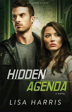 Hidden Agenda by Lisa Harris (Southern Crimes #3)