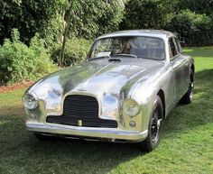 1954 Aston Martin DB2 4