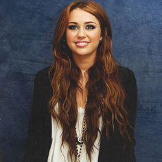 miley-ew. hair- yes