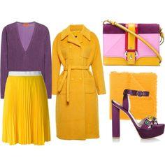 Come abbinare il giallo, 10 idee da copiare | Junglam  How to dress in yellow 👑