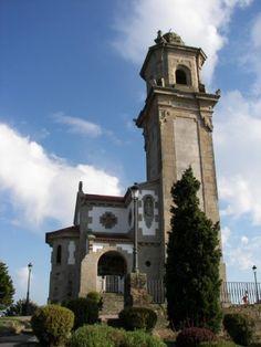 Ermita de La Guía Vigo #Vigo #riasbaixas Vacation Places, Notre Dame, Places Ive Been, Places To Visit, Building, Travel, Celtic, Madrid, Tattoos