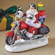 Motorcycle Santa Musical