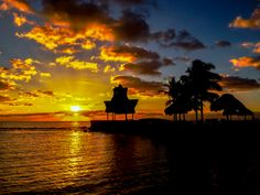 """This breathtaking sunrise at Dreams Puerto Aventuras was captured Sunday Feb 16th by guest Jeremy Jordan with the caption: """"If you're not here, you should be!!"""" We couldn't have put it better ourselves."""