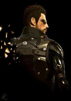Deus Ex by ~captdiablo on deviantART
