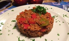 Nieuw recept: Rode Kerst Risotto - http://wessalicious.com/rode-kerst-risotto/