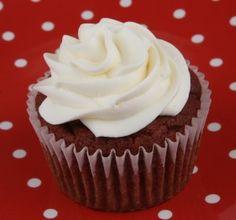 GF Red Velvet Cupcake...Coconut Flour & Agave Nectar