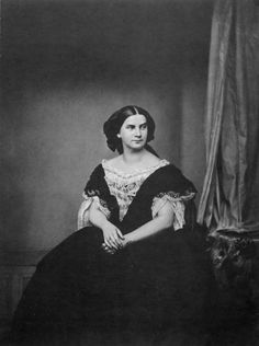 HM Queen Marie of Bavaria (1825-1889) née Her Royal Highness Princess Marie of Prussia