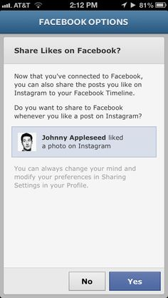 How to Connect Instagram to Facebook -- via wikiHow.com