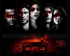 The Cabin in the Woods. Dark posters gives us the feeling of horror and mystery. I really love its settings and content. Try this and you will never forget it
