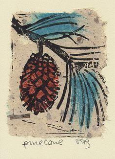 Salmonberry Studio - Penguin Note Card | Note Cards, Penguins and Note