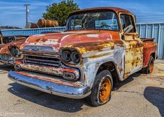 Vintage Cars, Antique Cars, Rust Never Sleeps, Towing And Recovery, Rust In Peace, Rusty Cars, Abandoned Cars, Old Trucks, Old Cars