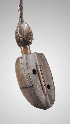 Ngbandi harp -  République démocratique du Congo