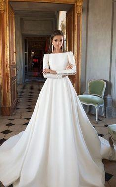 Collezione Abiti da sposa Milla Nova 2018 – Idee per Matrimoni   Abiti da  Sposa db52eeaddc1e