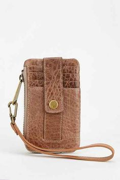 Will Leather Goods Pippa Card Case - Urban Outfitters
