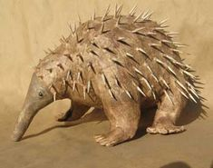 this paper mache' site and little echidna is awesome