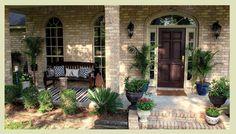 My $50.00 Front Porch Revamp Challenge...